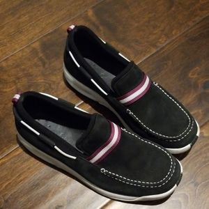 Cole Haan w/ Nike Air soles Suede Loafer